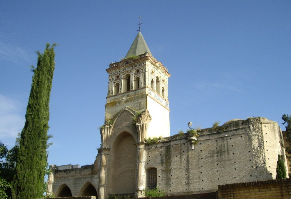 Monasterio de San Jerónimo de Sevilla.