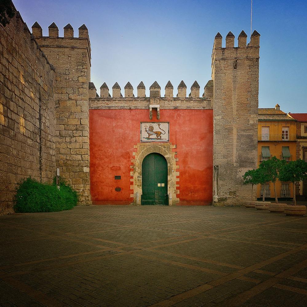 Puerta del León.
