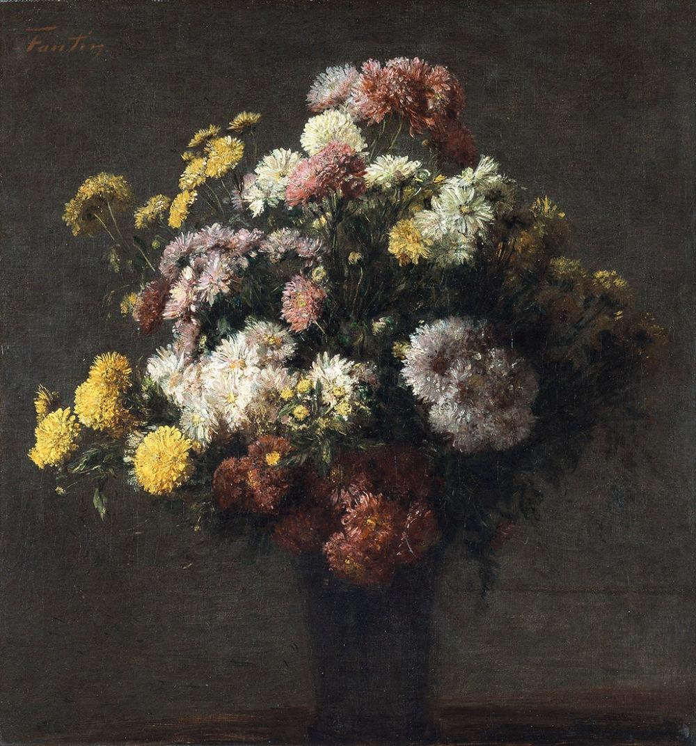 Henri Fantin-Latour. Museo Thyssen-Bornemisza. Madrid.