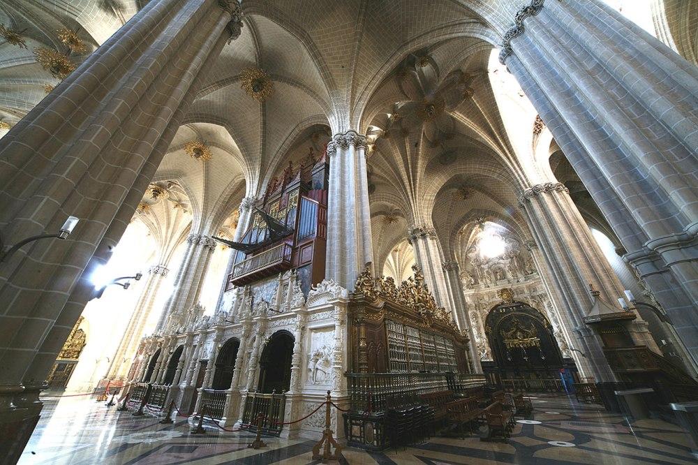 Catedral de San Salvador. Zaragoza.