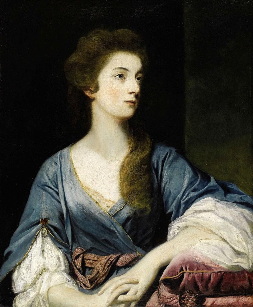 Sir Joshua Reynolds. Miss Elizabeth Greenway. Hacia 1766. Colección Privada.