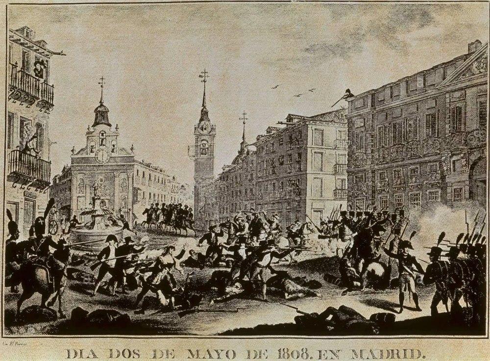 2 de mayo de 1808. Siglo XIX. Museo de Historia de Madrid