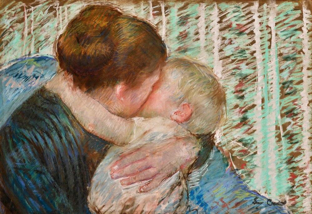 Mary Cassat. Madre e hijo. 1880. Colección particular.