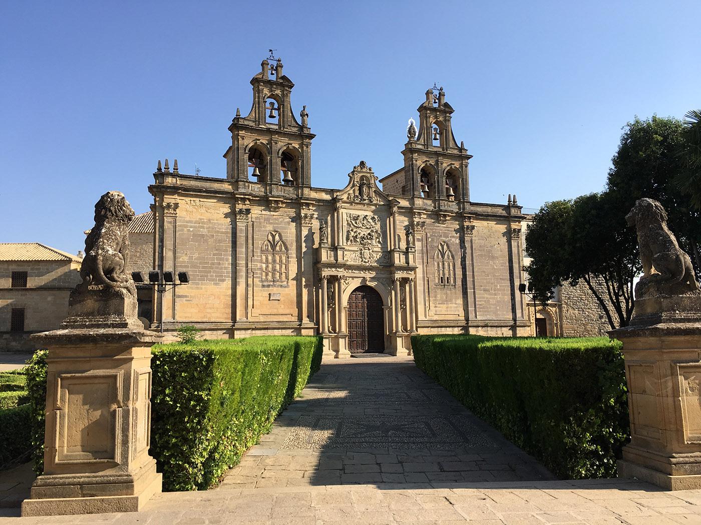 Basílica de Santa María de los Reales Alcázares.