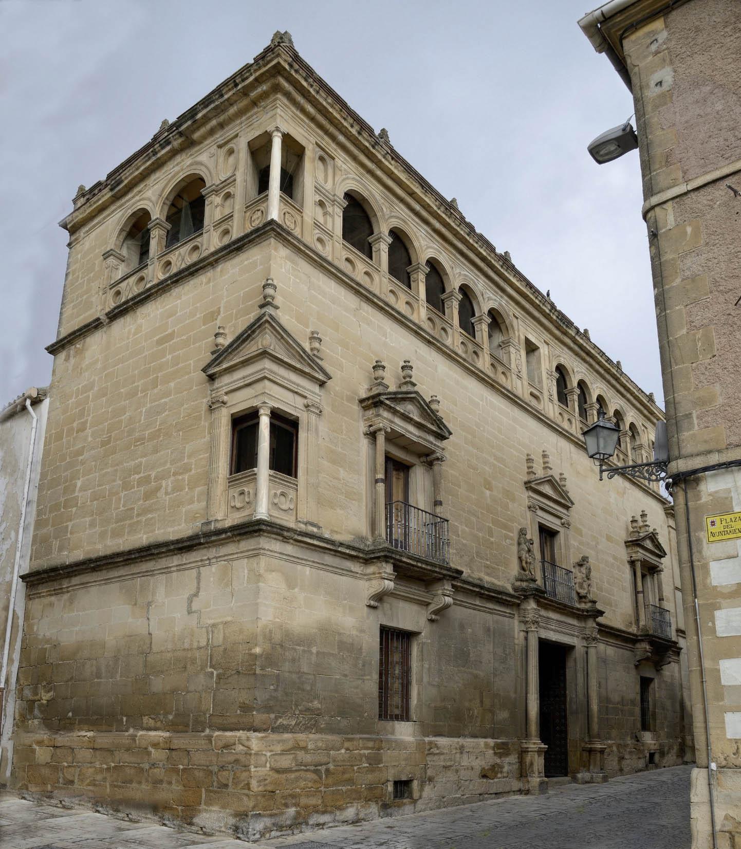 Palacio Vela de los Cobos.
