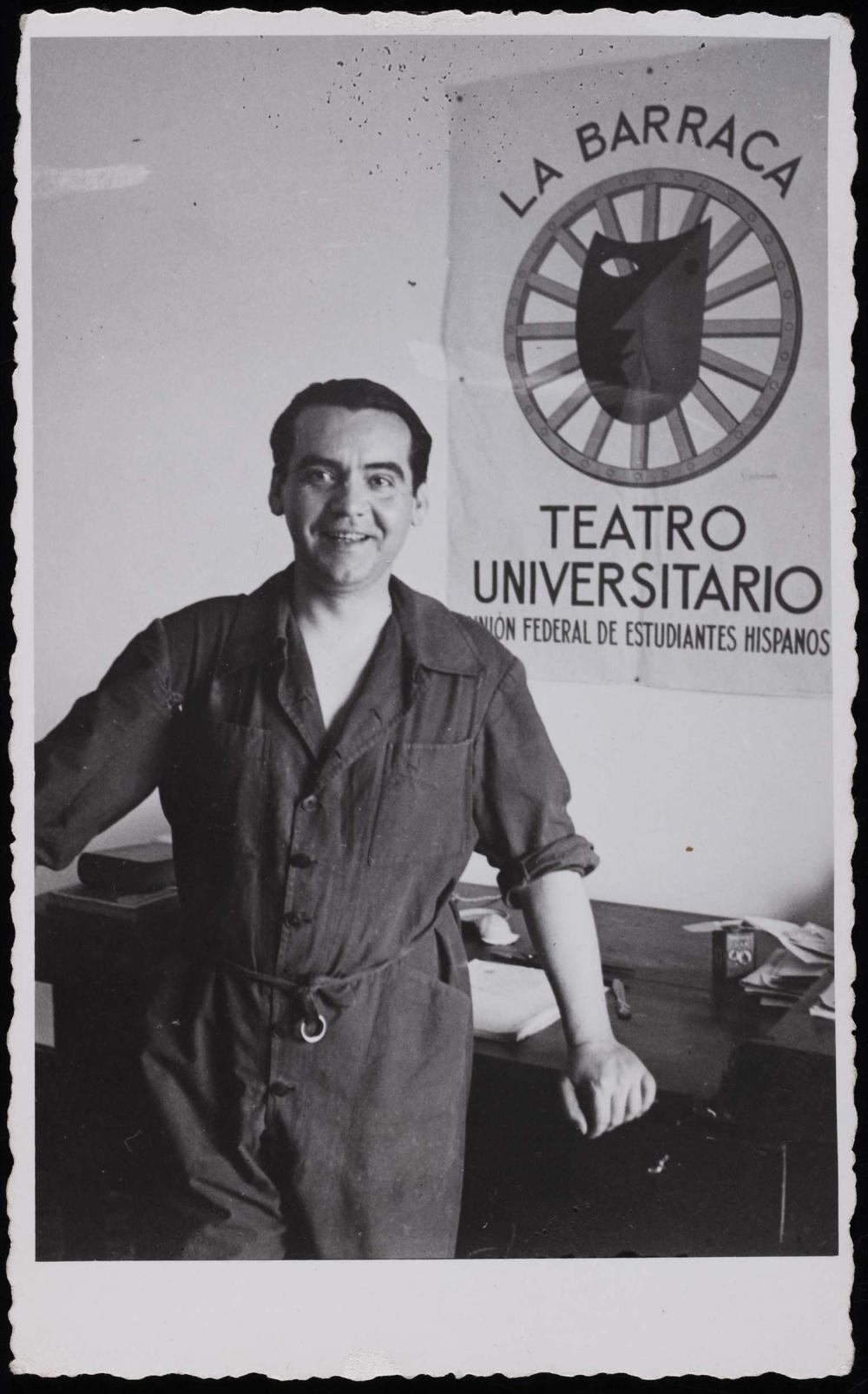 Federico García Lorca. Huerta de San Vicente, Granada. 1932. Museo Nacional Centro de Arte Reina Sofía. Madrid.