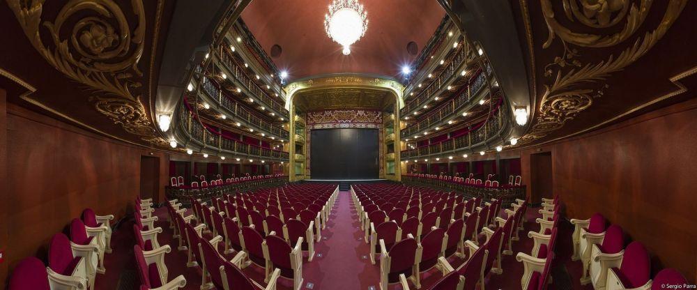 Teatro Español. Madrid.