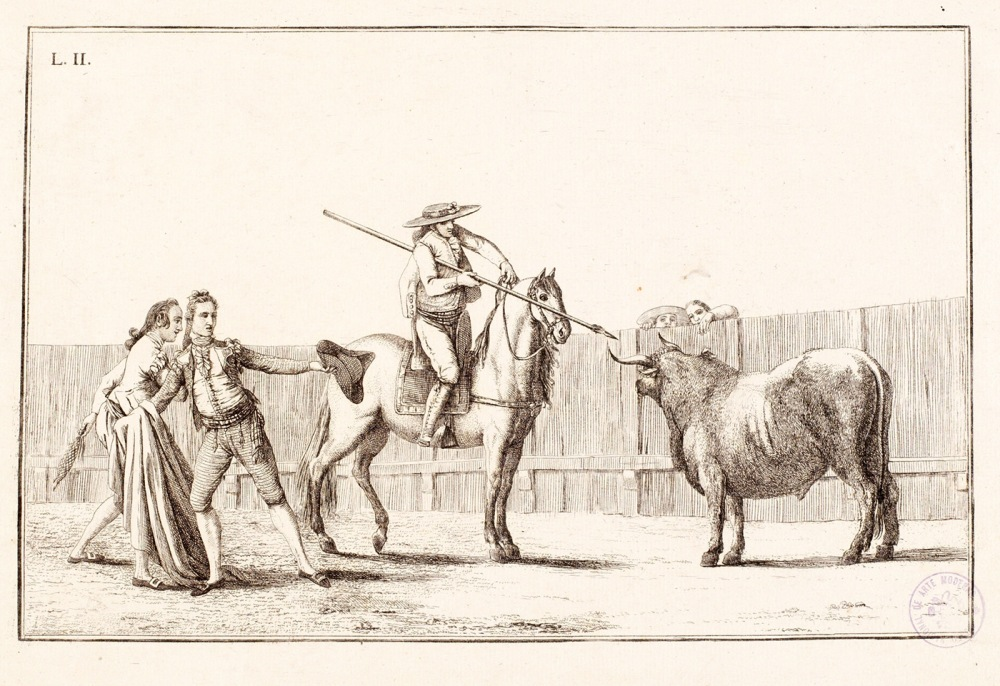 Antonio Carnicero. Suerte de varas. 1790. Museo Nacional del Prado. Madrid.