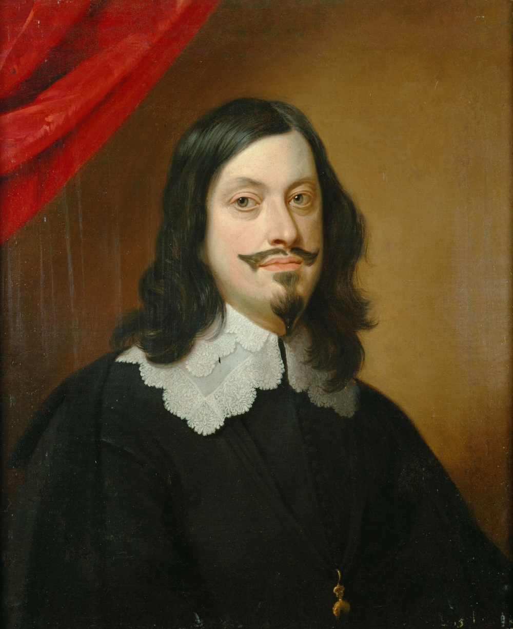 Jan van den Hoecke. Fernando II, rey de los romanos. Hacia 1643. Kunsthistorisches Museum. Viena.