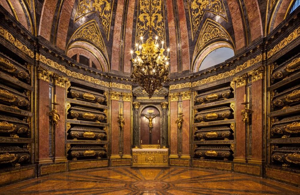 Cripta Real del Monasterio de El Escorial
