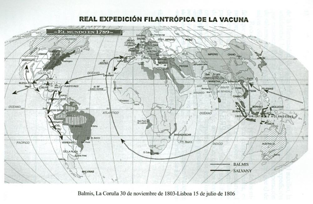 expedición Blamis