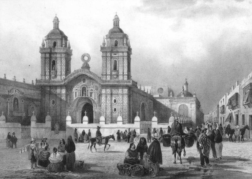 Lima-siglo-XVIII-Constituciones-hispanoamericanas